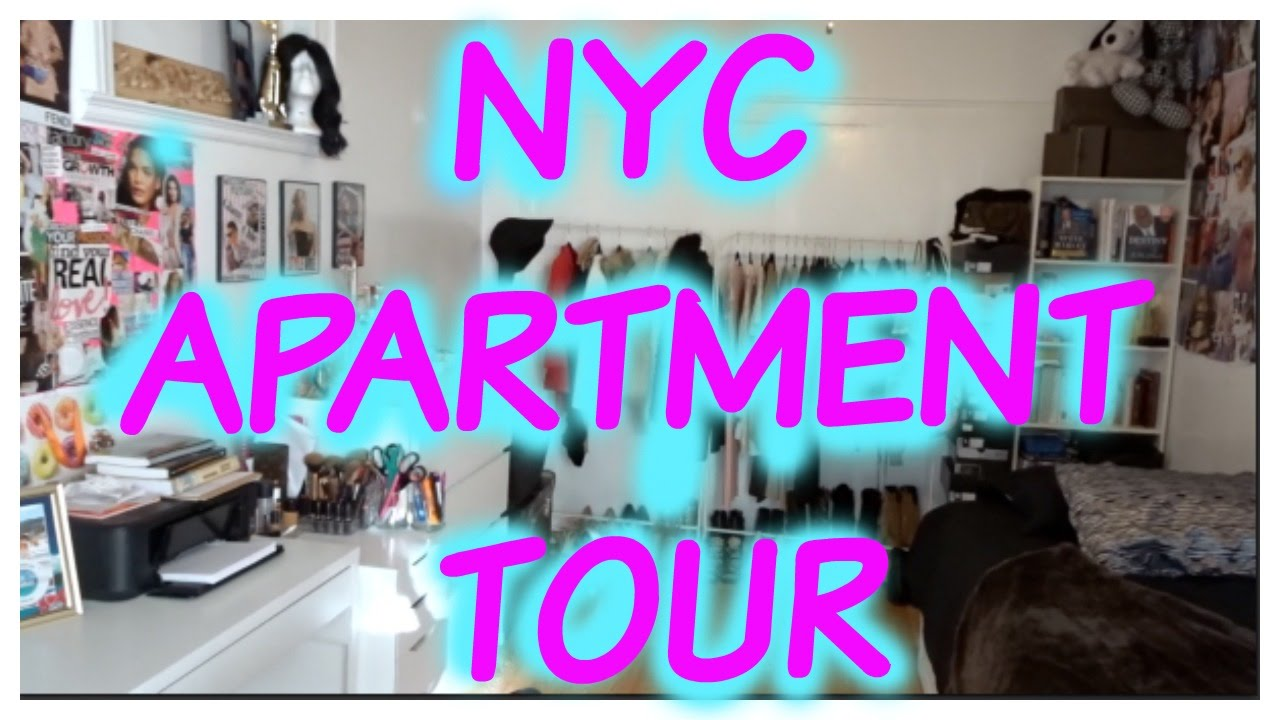 New York | $1000 a month Brooklyn Studio Apartment Tour ...