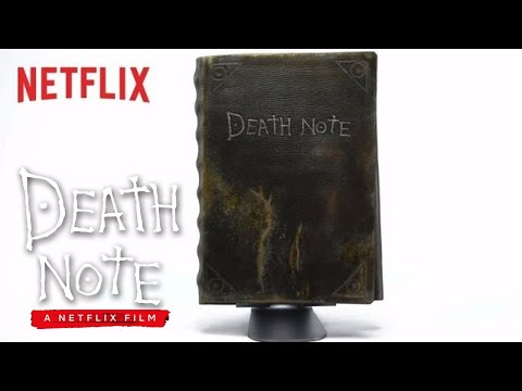 Download Youtube: Death Note | Introducing The Death Note | Netflix