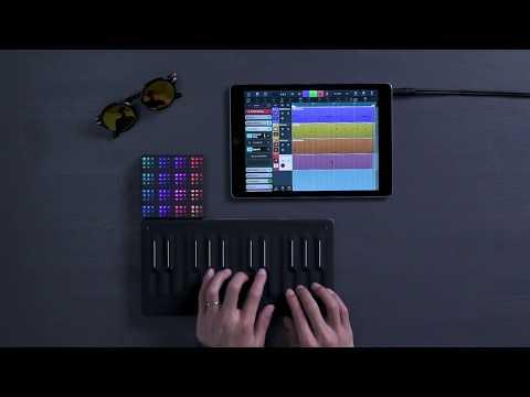 NOISE x Cubasis 2.6: a complete expressive mobile music studio