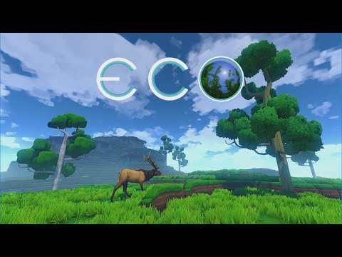 DGA Plays: Eco (Ep. 1 - Gameplay / Let's Play)