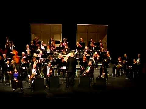 """Muscatine Symphony Orchestra performs """"Sing, Sing Sing"""""""