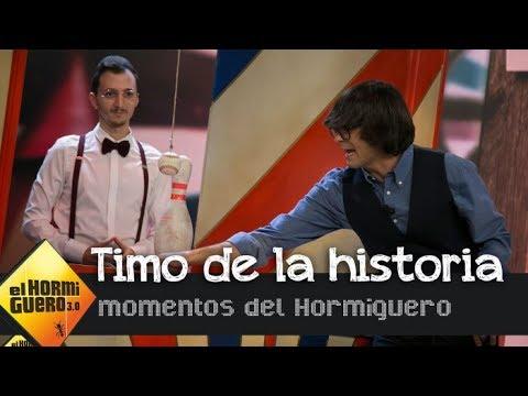 Luis Piedrahita saca a la luz uno de los mayores timos de la historia - El Hormiguero 3.0