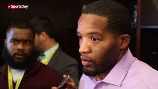 Alfred Morris answers what it is like to win against his former team.