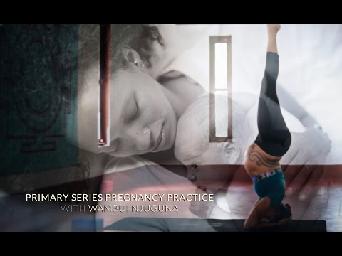 Prenatal Yoga - Ashtanga based Primary Series
