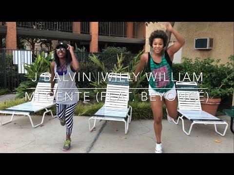 ZUMBA w Saphira | Mi Gente (feat. Beyoncé) - J Balvin | Willy William