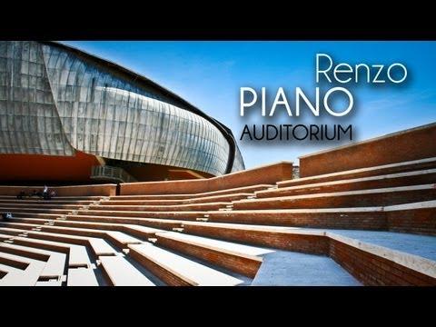 Renzo PIANO - AUDITORIUM Music Park