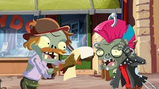 Plants vs. Zombies Animation : Wife wants to buy a car!