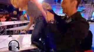 CAUET TV : ROCCO SIFFREDI VS STRING CECILE DE MENIBUS hot !!