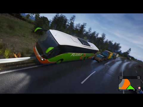 Fernbus / Coach Simulator | Just not my day | PC Gameplay