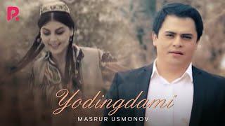Masrur Usmonov - Yodingdami (Official HD Clip)