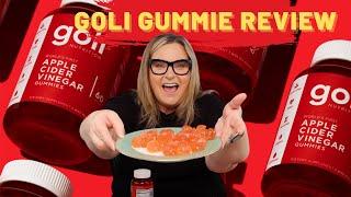 Goli Apple Cider Vinegar Gummies Review