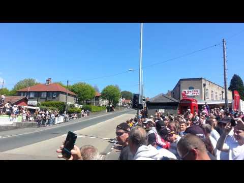 Isle of Man TT 2013, Bottom Bray Hill, Supersport