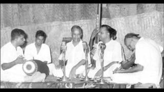 Alathur Brothers -Trichy Nandrudayan Vinayakar Temple Concert -1956