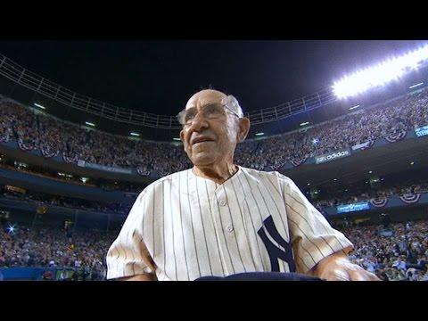 Major League Baseball Remembers Yogi Berra