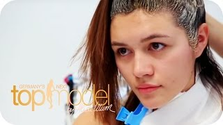 Germany's next Topmodel Staffel 8 | Anna Maria Damm ist unglücklich