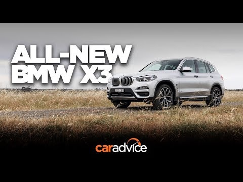 2018 BMW X3 review: Can it match the class best?