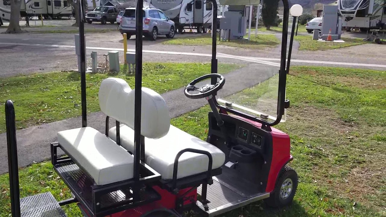 Cricket Golf Carts