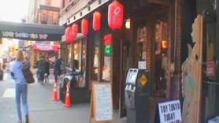 Manhattan Walk Throughs: East Village