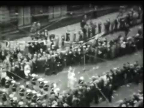 1932 Chicago Cubs ticker tape parade