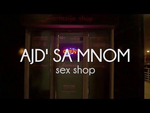 AJD' SA MNOM - SEX SHOP 18+