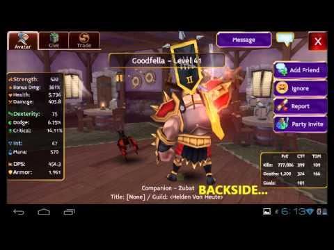 Arcane Legends: New Planar Arena