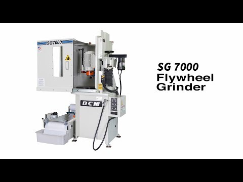 DCM Tech SG 7000 Flywheel Grinder