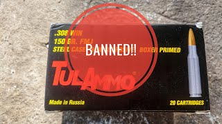 PSA: Russian Ammo Banned! Pistol Braces Are Next?  Living Under Liberalism A Sad Day For us Shooters