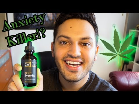 I Tried Charlotte's Web CBD Oil For my Anxiety