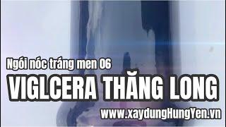 Ngói bò nóc tráng men xanh 06 - Viglacera Thăng Long | Phân phối bởi Cty TNHH Đức Thắng - Hưng Yên