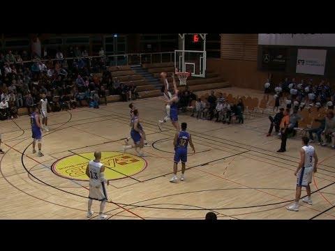 Brian Butler Game Highlights - ScanPlus Baskets vs EN Baskets Schwelm