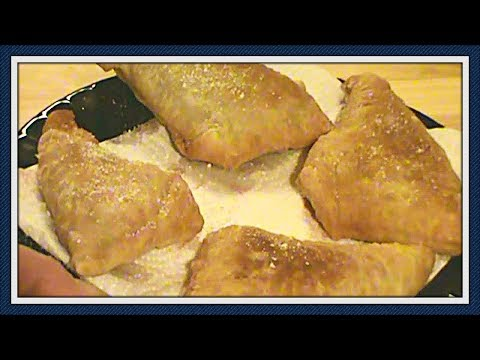 Cooking From Scratch:  Fried Sweet Potato Pies