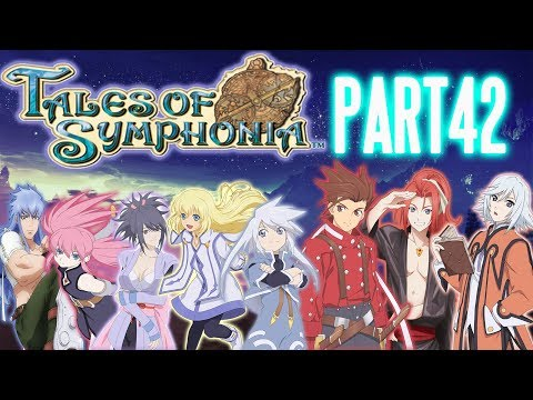 Let's Play Tales Of Symphonia Part 42 ! Ymir Forest !
