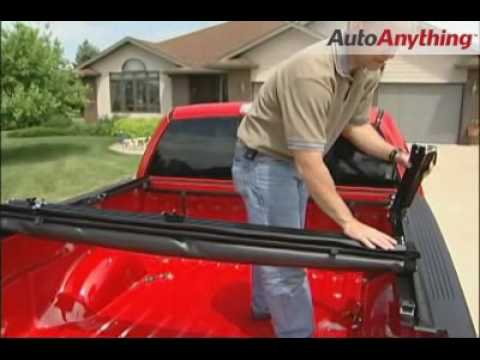 Tonneau Cover F150 >> How to Install Truxedo Deuce Tonneau Cover on a Ford F150 ...