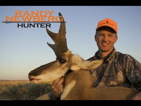 Hunting Wyoming Antelope With Randy Newberg (OYOA S2 E8)