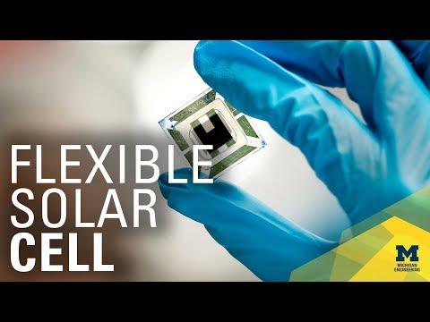 Stephen Forrest | Organic Solar Cells