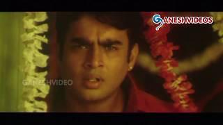 Rendu Movie Parts 10/13 - Madhavan, Reema Sen, Anushka Shetty - Ganesh Videos