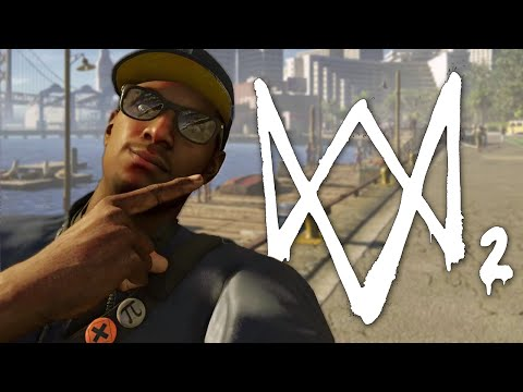 Watch Dogs 2 - Best Selling Ubisoft Game? Parkour System, & More!