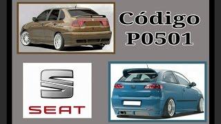 Seat Código de falla P0501, Sensor de Velocidad! - YouTube