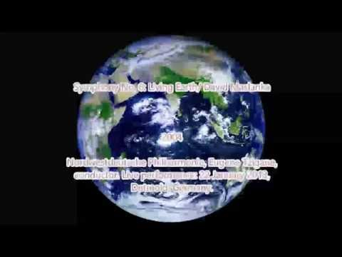 "Symphony No 6 ""Living Earth"" David Maslanka"