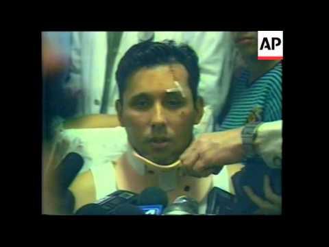 Colombia American Airlines Plane Crash Survivors