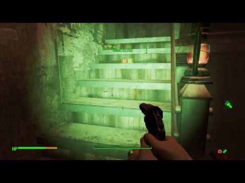 Fallout 4: Frost Survival Simulator. v 0.3 Episode 6 - Mass Bay Medical Center