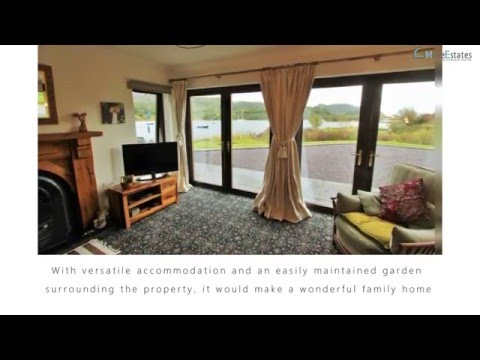 Waterfront Detached House for sale in Oban, Argyll - Scotland