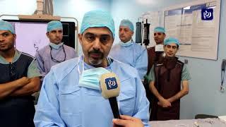 إنجاز طبي جديد في علاج التشوهات الخلقية في الشرايين والأوردة الدماغية (12/8/2019)