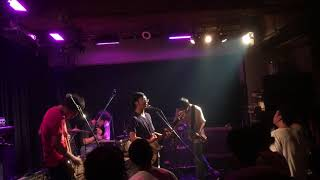 突然少年(SUDDENLY BOYZ)Live at Shimokitazawa THREE 2017.08.11