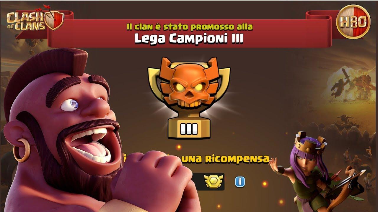 Clash of Clans ITA -E121- Finalmente Campioni!