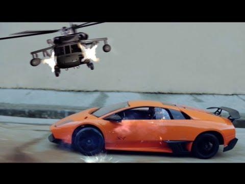 Nitrorcx Trailer - Extreme Radio Control Cars