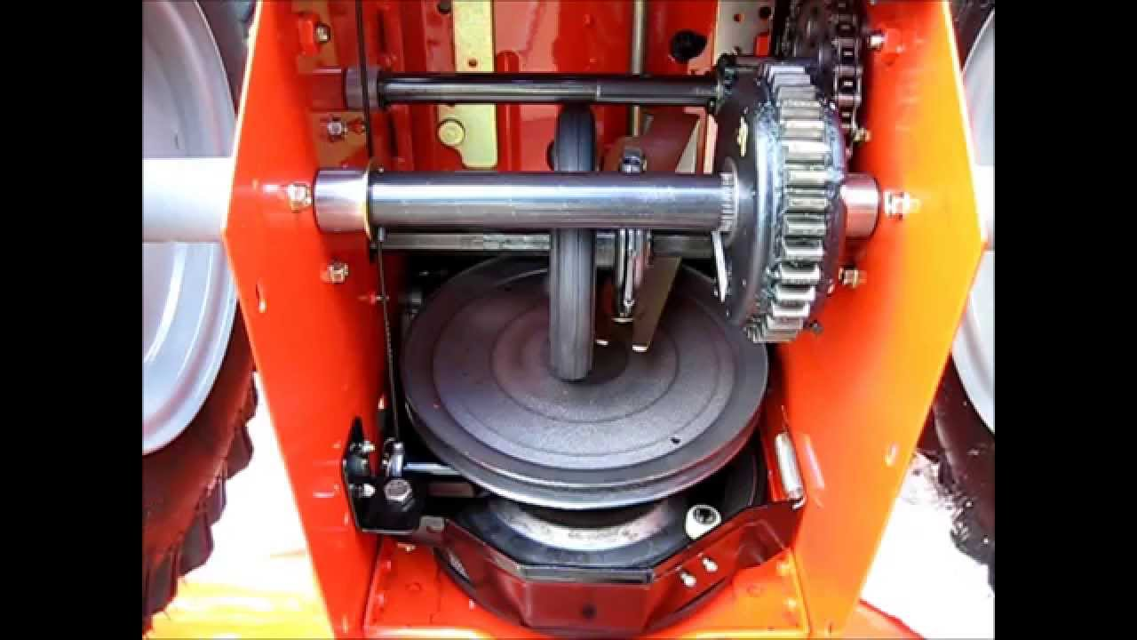 Ariens Platinum SHO 30 Inch A Look Inside  YouTube