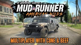 Spintires MudRunner: American Wilds - 04 - Long Dangly Logs