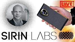 SIRIN LABS $SRN | OFFICIAL Interview | The Next Android for Blockchain