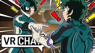 THE MY HERO ACADEMIA MULTI-VERSE IN VRCHAT! (VRChat Funny Moments, Highlights, Compilations)